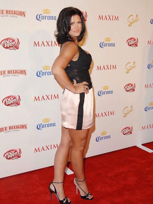 Gina Carano weight