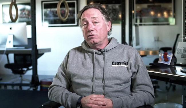 Greg Glassman, CrossFit founder