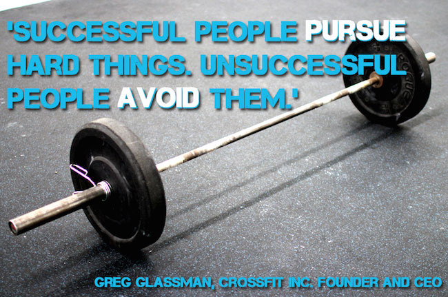Greg Glassman quote