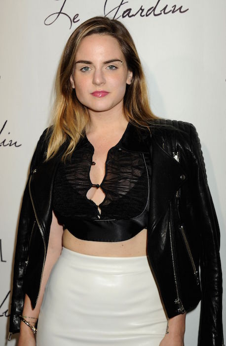 JoJo at the grand opening of Le Jardin in Hollywood in June 2015