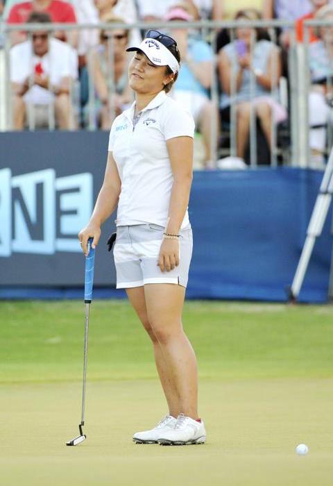 Lydia Ko golfer