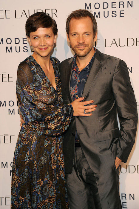 Maggie Gyllenhaal and her husband, Peter Sarsgaard