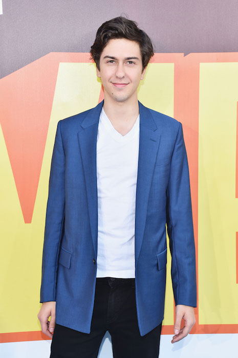 Nat Wolff at MTV Movie Awards 2015