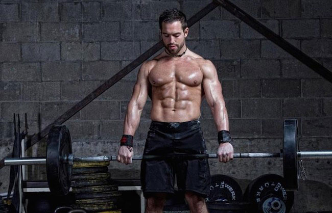 Rich Froning body