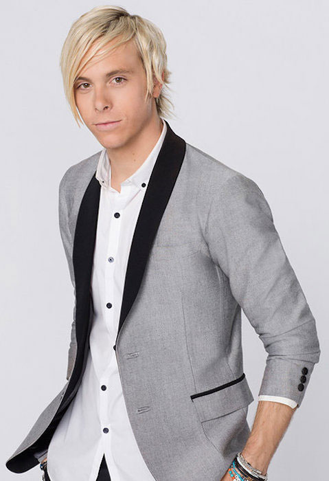 Riker Lynch height