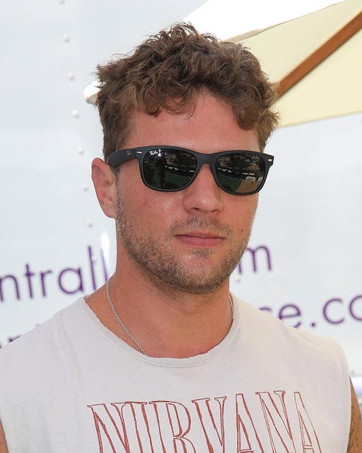 Ryan Phillippe during the Crab Cake LA on August 2, 2015