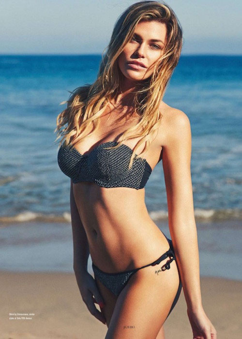Samantha Hoopes Posing For Jezebel Magazine May 2015 Issue