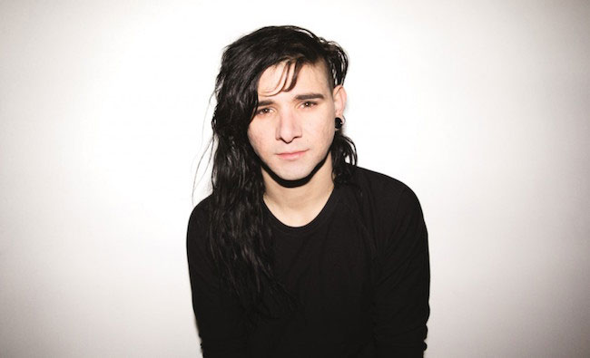 Skrillex without glasses