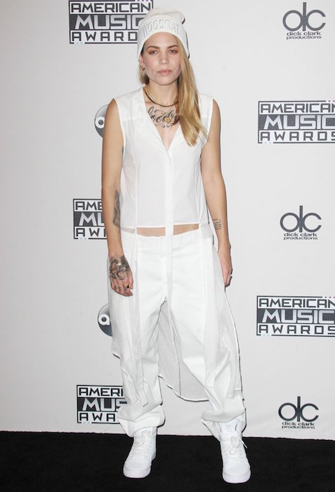 Skylar Grey at 2014 American Music Awards