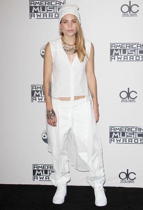 Skylar Grey at 2014 American Music Awards