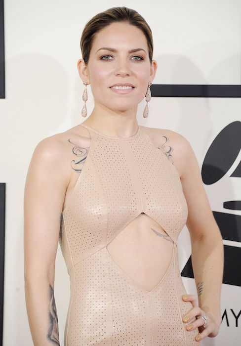 Skylar Grey at 2014 Grammy Awards