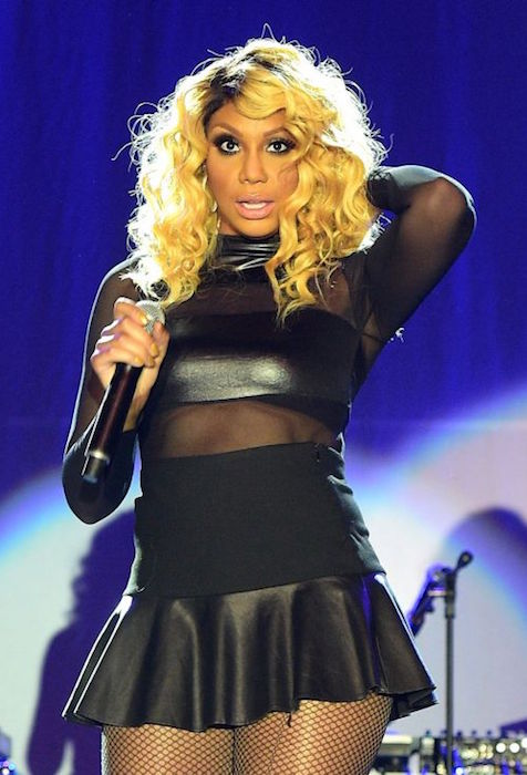 Tamar Braxton height