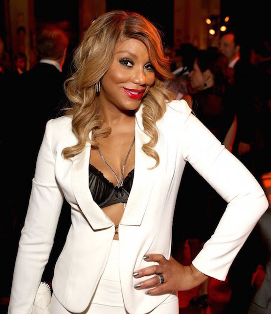 Tamar Braxton weight