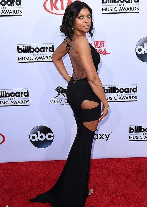 Taraji P. Henson at Billboard Music Awards in May 2015