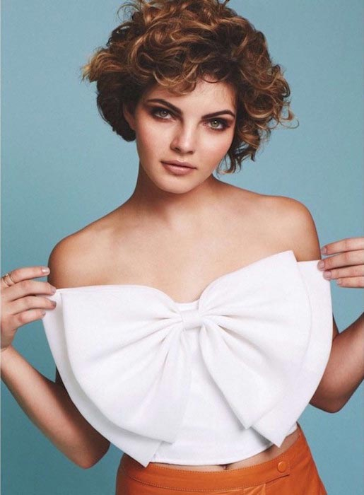 Camren Bicondova for Bello Magazine 2015