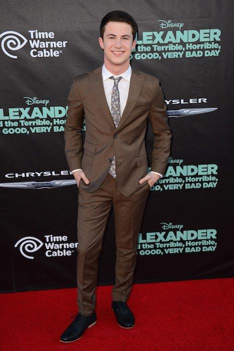 Dylan Minnette height