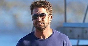 Gerard Butler - Featured Image