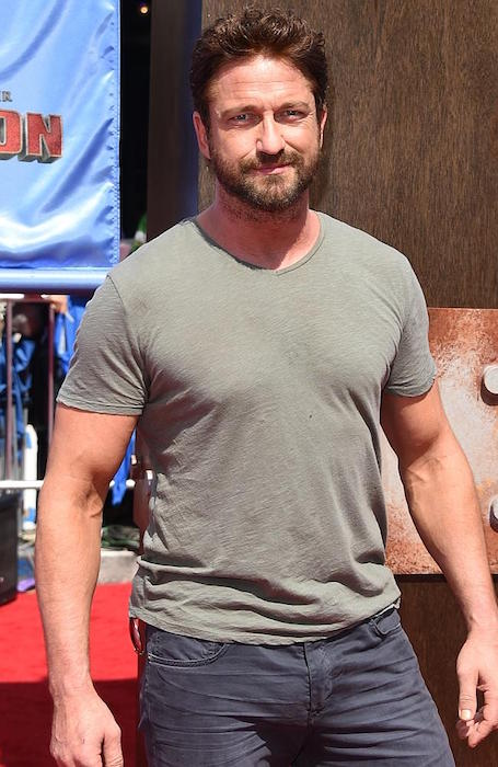 Gerard Butler height