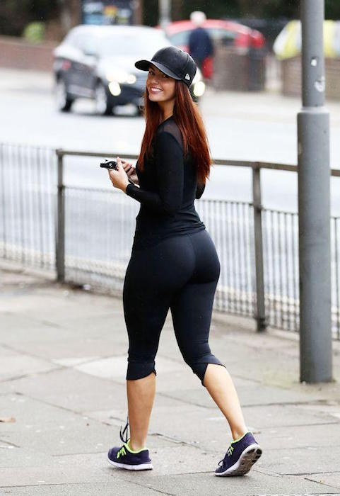 Jennifer Metcalfe Workout Routine And Diet Plan Healthy Celeb