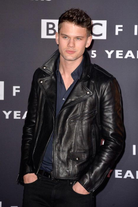 Jeremy Irvine at BBC Film's 25th Anniversary Reception