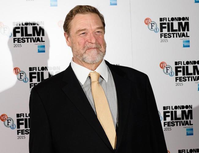 John Goodman at BFI London Film Festival in October 2015