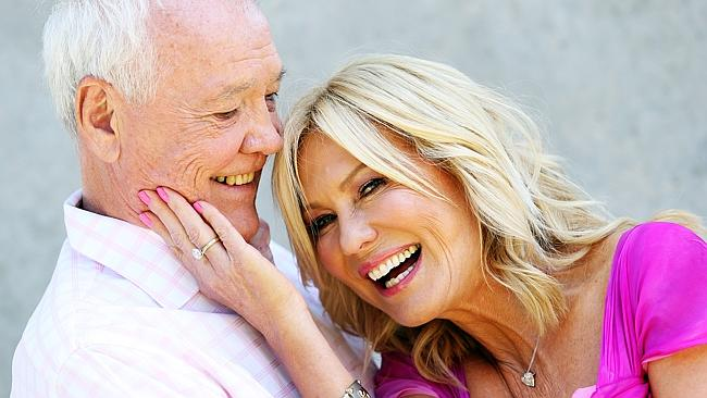 Kerri-Anne Kennerley's husband John