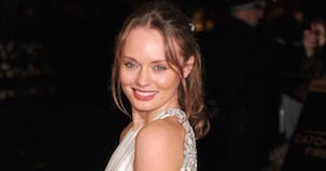Laura Haddock - Featured Image