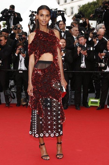 Liya Kebede at Cannes 2015