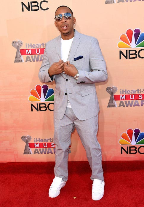 Ludacris at the 2015 iHeartRadio Music Awards