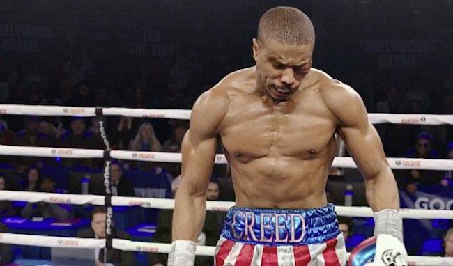 Michael B. Jordan boxer