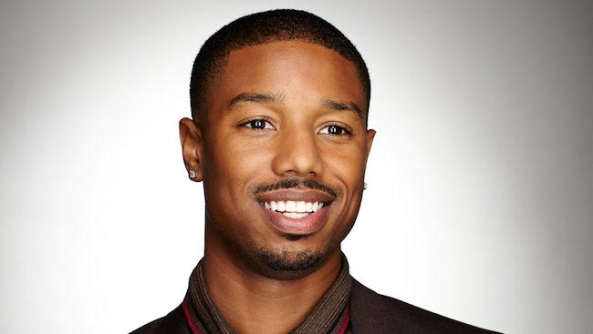 Michael B. Jordan headshot