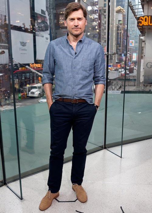 Nikolaj Coster-Waldau height