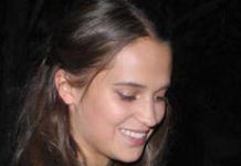 Alicia Vikander - Featured Image