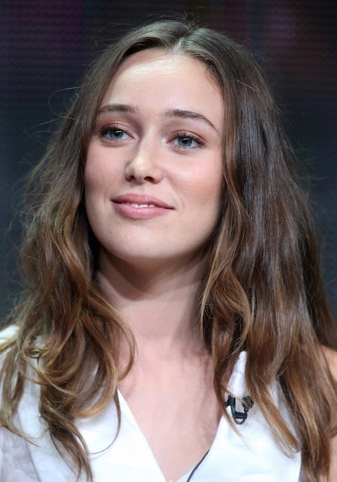 Alycia Debnam-Carey at 2015 Summer TCA Tour in July 2015