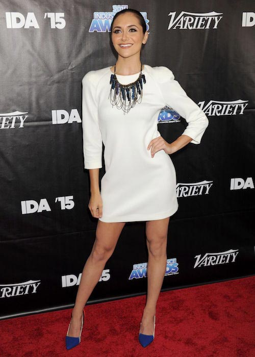 Alyson Stoner at 2015 Industry Dance Awards in Hollywood