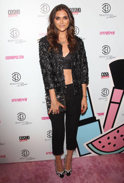 Alyson Stoner at 4th Annual BeautyCon in Los Angeles