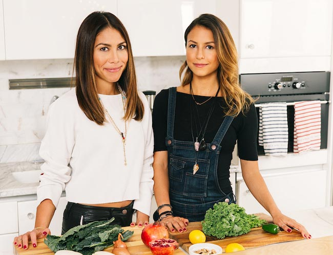 Bonberi.com founders Nicole Berrie and Vanessa Packer