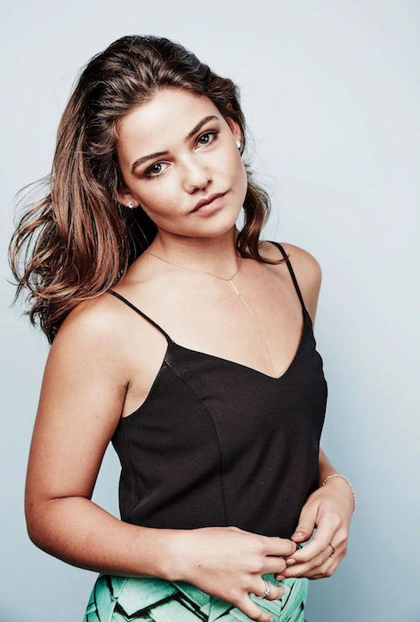 Danielle Campbell during 'The Originals' photoshoot at Comic-Con 2015