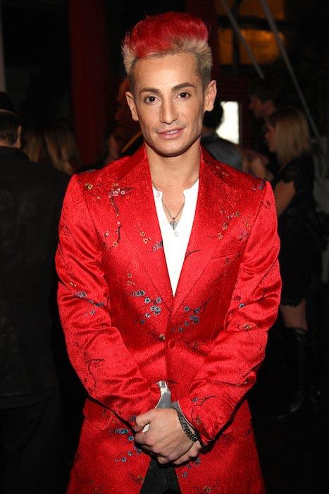 Frankie J. Grande during the Red Light Management 2015 Grammy Awards After Party