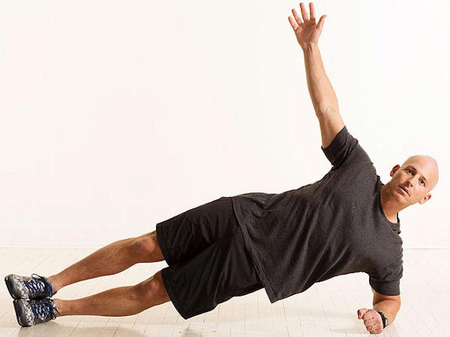Harley Pasternak workout