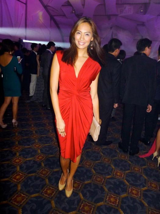 Isabel Roces Trebol looks stunning