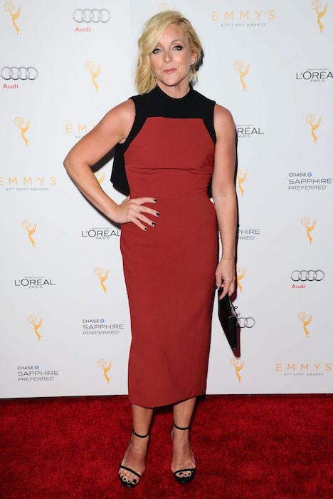 Jane Krakowski during Television Academy celebrates the 67th Emmy Award Nominees in Beverly Hills