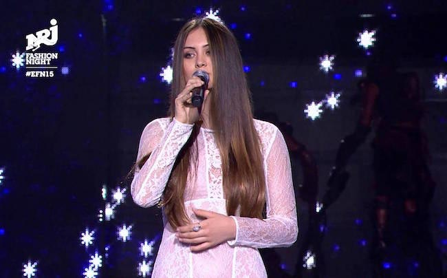 Jasmine Thompson at Energy Fashion Night 2015