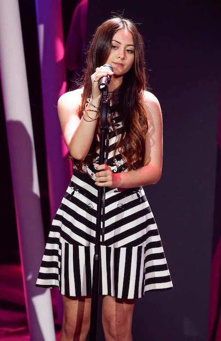 Jasmine Thompson at the Echo Awards 2015