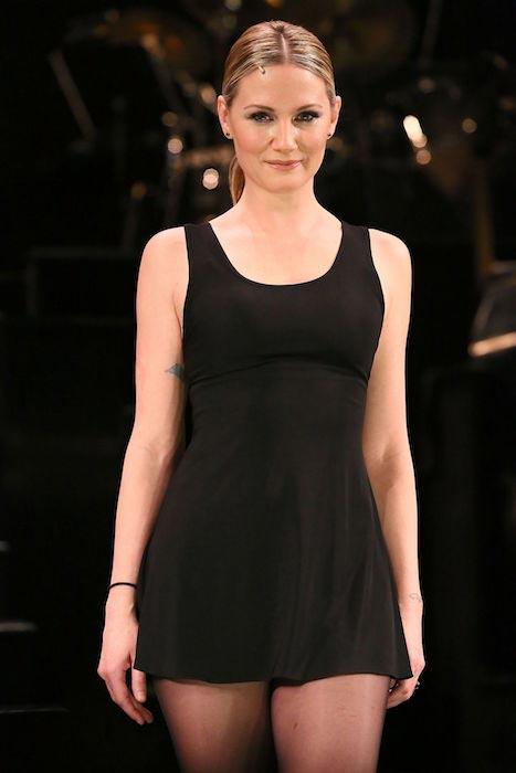 Jennifer Nettles during Chicago rehearsals in New York City in January 2015