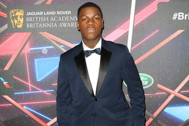 John Boyega height