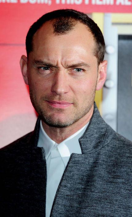 Jude Law Height...