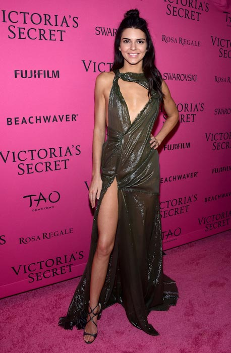 Kendall Jenner at VS After Party 2015
