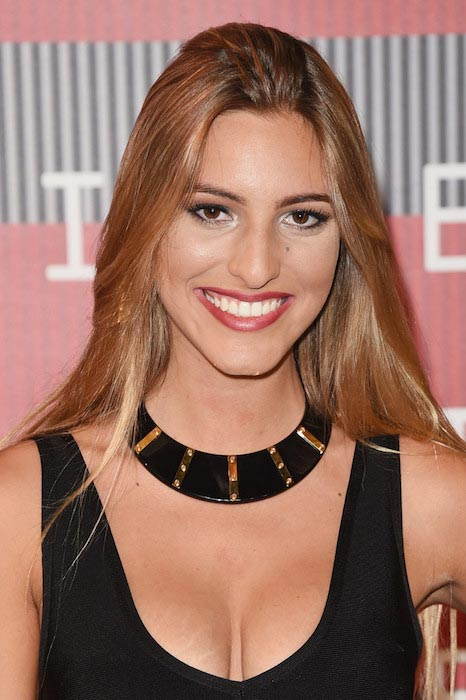 Lele Pons at 2015 MTV Video Music Awards