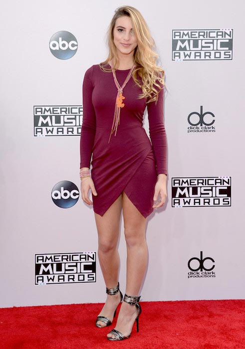 Lele Pons at the American Music Awards 2014